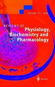 Reviews of Physiology, Biochemistry, and Pharmacology 151
