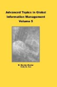 Advanced Topics in Global Information Management, Volume 5