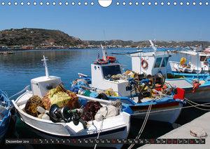 Griechische Inseln (Wandkalender 2019 DIN A4 quer)