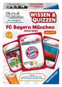 tiptoi® Wissen & Quizzen: FC Bayern München