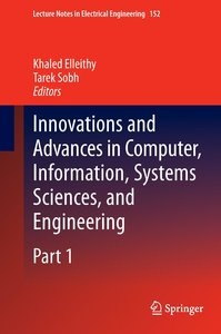 Innovations and Advances in Computer, Information, Systems Scien
