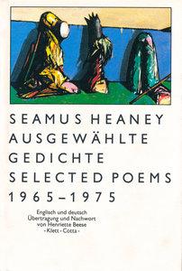 Ausgewählte Gedichte. Selected Poems. 1965 - 1975