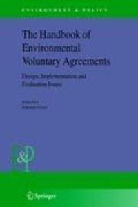 The Handbook of Environmental Voluntary Agreements