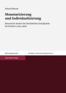 Monetarisierung und Individualisierung