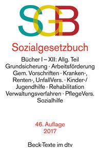 Sozialgesetzbuch (SGB)