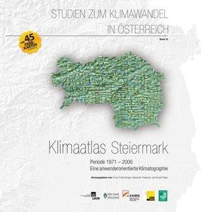 Klimaatlas Steiermark Periode 1971-2000
