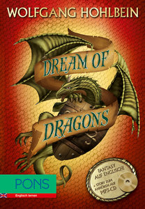 """PONS W. Hohlbein """"Dream of Dragons""""/m. MP3-CD"""