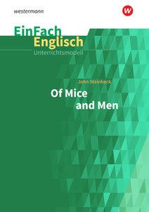 Of Mice and Men. EinFach Englisch Unterrichtsmodelle