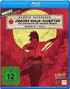 Naruto Shippuden - Jiraiyas Ninja-Schriften: Die Geschichte des