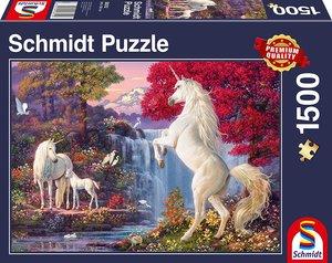 Triumph der Einhörner (Puzzle)