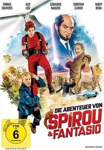 Die Abenteuer von Spirou & Fantasio, 1 DVD