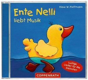 CD: Ente Nelli liebt Musik