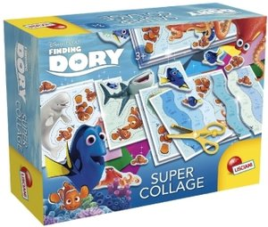 Finding Dory (Kinderspiel), Super Collage