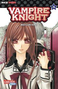 Vampire Knight, Band 15