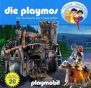 Die Playmos 20. Die Schlacht der Löwenritter