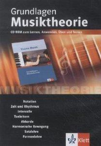 Thema Musik. Grundlagen Musiktheorie. CD-ROM für Windows 95/MacO