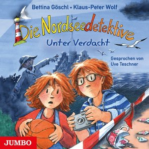Die Nordseedetektive (6).Unter Verdacht