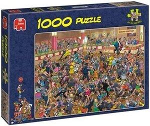 Jan van Haasteren - Tanzball - 1000 Teile Puzzle