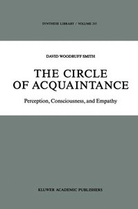 The Circle of Acquaintance