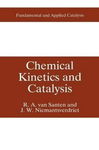 Chemical Kinetics and Catalysis