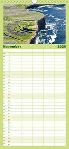 Irlands Westküste - Familienplaner hoch (Wandkalender 2020 , 21