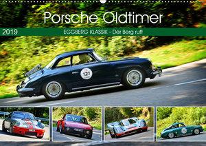 Porsche Oldtimer - EGGBERG KLASSIK - Der Berg ruft (Wandkalender