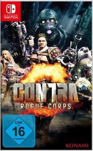 CONTRA - ROGUE CORPS (Nintendo Switch)