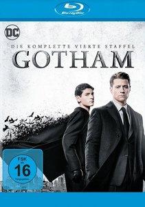 Gotham: Die komplette 4. Staffel (4 Discs). Staffel.4, 4 Blu-ray