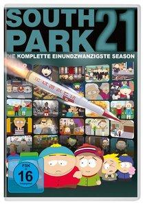 South Park-Die komplette einundzwanzigste...