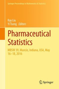 Recent Trends in Pharmaceutical Statistics