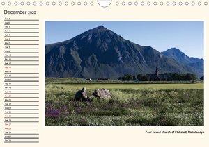Lofoten 2020 A bike adventure (Wall Calendar 2020 DIN A4 Landsc