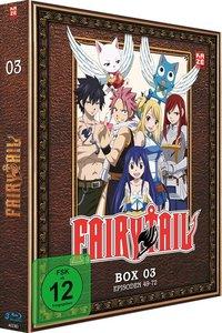 Fairy Tail - TV-Serie - Box 3 (Episoden 49-72)