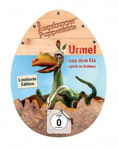 Urmel aus dem Eis Metall-Box Sonderedition (2 DVDs)