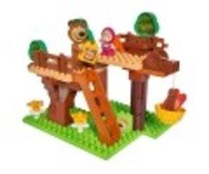 BIG 800057106 - PlayBig Bloxx MATB Tree Hideout