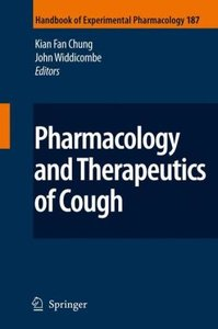 Pharmacology and Therapeutics of Cough