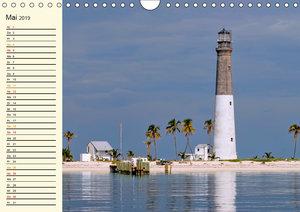 Leuchttürme - maritime Wegweiser weltweit (Wandkalender 2019 DIN