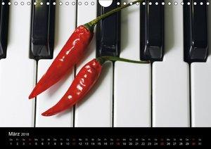 Hot Chili Küchen Kalender