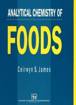Analytical Chemistry of Foods - zum Schließen ins Bild klicken