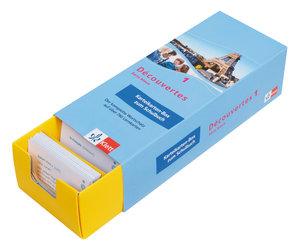 Découvertes 1 Série bleue. Vokabel-Lernbox zum Schulbuch