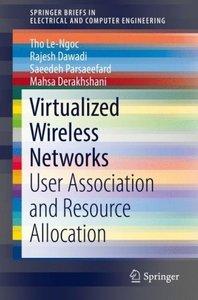 Virtualized Wireless Networks