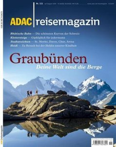 ADAC Reisemagazin Graubünden