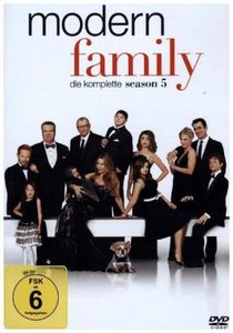 Modern Family. Season.5, DVDs