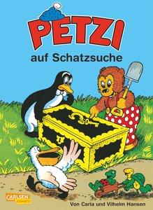 Petzi 16. Petzi auf Schatzsuche