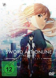 Sword Art Online - The Movie - Ordinal Scale (DVD + 2 Audiokomme