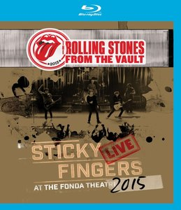 From The Vault: Sticky Fingers Live 2015 (Blu-ray)