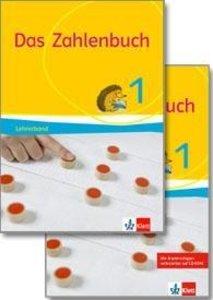 Das Zahlenbuch. 1. Schuljahr. Lehrerpaket (Begleitband und Mater