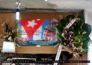 Adios Fidel - Abschied von einer Ikone (Wandkalender 2019 DIN A2