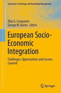European Socio-Economic Integration