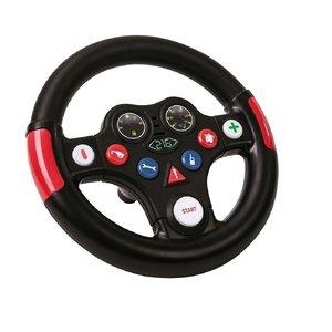 BIG 56487 - Bobbycars und Zubehör - Racing - Sound Wheel