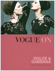 Vogue on Dolce & Gabana